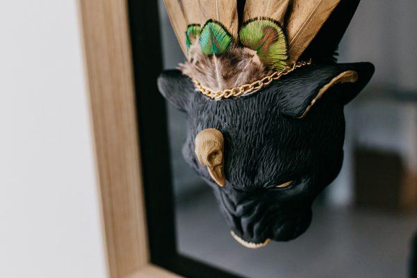 máscara Puma by Amayra