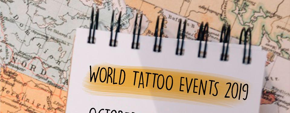 Agenda de eventos tatuaje