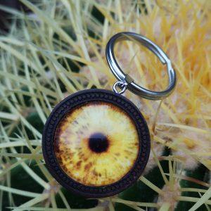 ojo de lobo